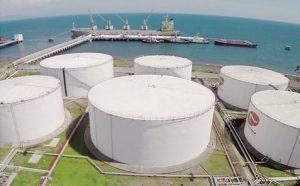 PNX Petroleum Singapore Depot
