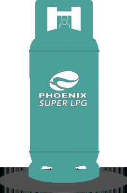 Phoenix Super LPG Tank Icon