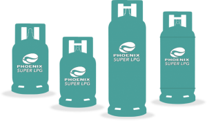 Phoenix Super LPG Tanks (Different Sizes)