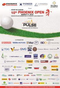 10th Phoenix Petroleum Open Golf Tournament