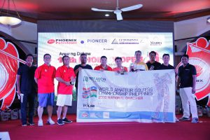 10th Phoenix Open WAGC winners