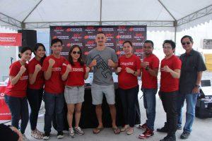 Phoenix Petroleum - UFC Fight Night Manila