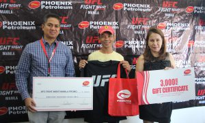 Phoenix Petroleum - UFC Fight Night Manila