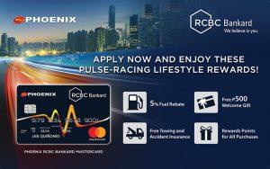 Phoenix RCBC Bankard Mastercard