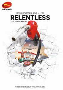 Phoenix at 15 - Relentless 2017 Annual Report