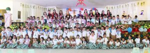 Phoenix fuels the dream of over 3,000 kindergarten scholars - Vicente Hizon