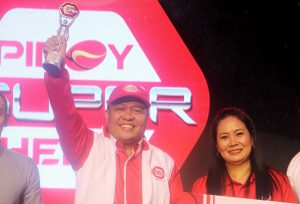 Phoenix Petroleum Pinoy Tsuper Hero - Community leader from Rizal wins