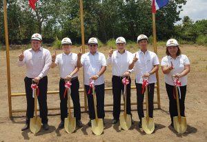Phoenix, TIPCO, PhilAsphalt break ground for asphalt facility
