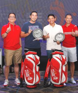 Phoenix Fuels Amateur Golf Overall Champions
