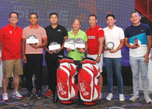 Phoenix Fuels Amateur Golf Partner Division Winners