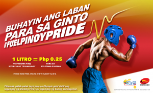 Phoenix Fuels - Buhayin and Laban Para sa Ginto