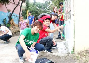 Phoenix helps Youth Gear up for School through Brigada Eskwela - V. Hizon Elem. School, Davao (1)