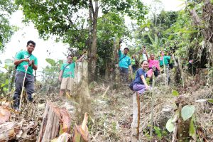 Phoenix Petroleum 8,000 plants trees in Butuan