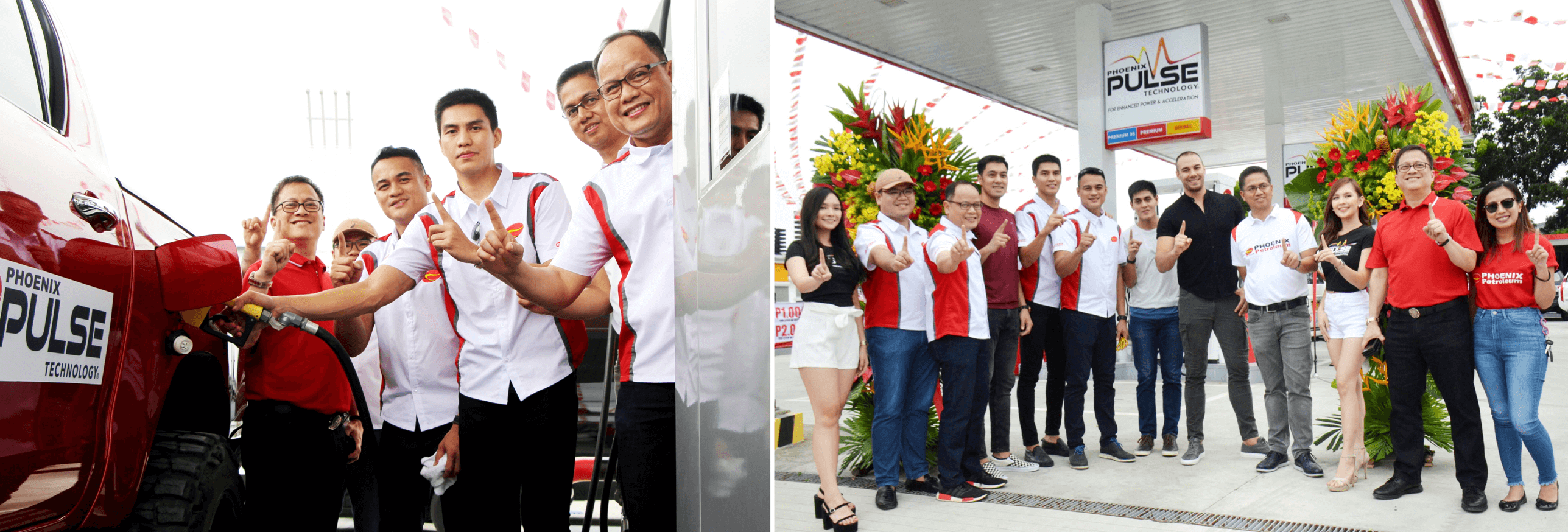 Phoenix Fuel Master JC Intal plays in new arena - gas station business