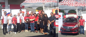 Pinoy Tsuper Hero 3 winner drives home a Suzuki Ertiga