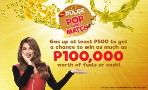 Pop and Match - Phoenix Fuels Promotion Banner