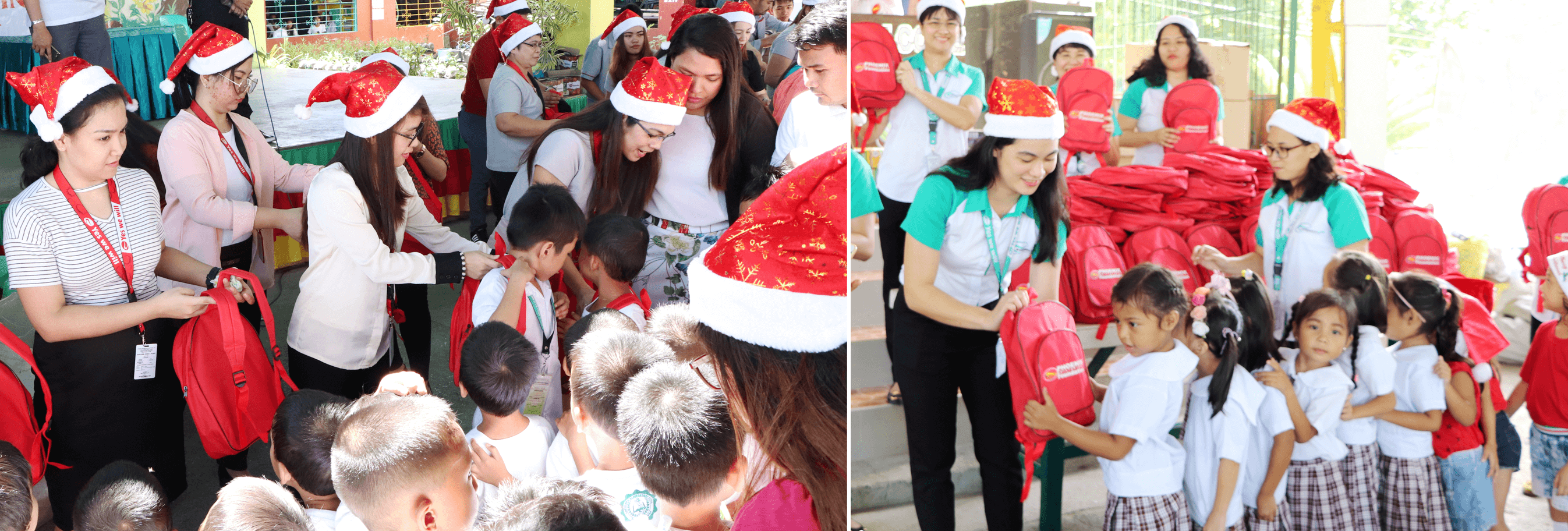 Phoenix brings smiles to over 4,000 kids with Christmas gift-giving tradition