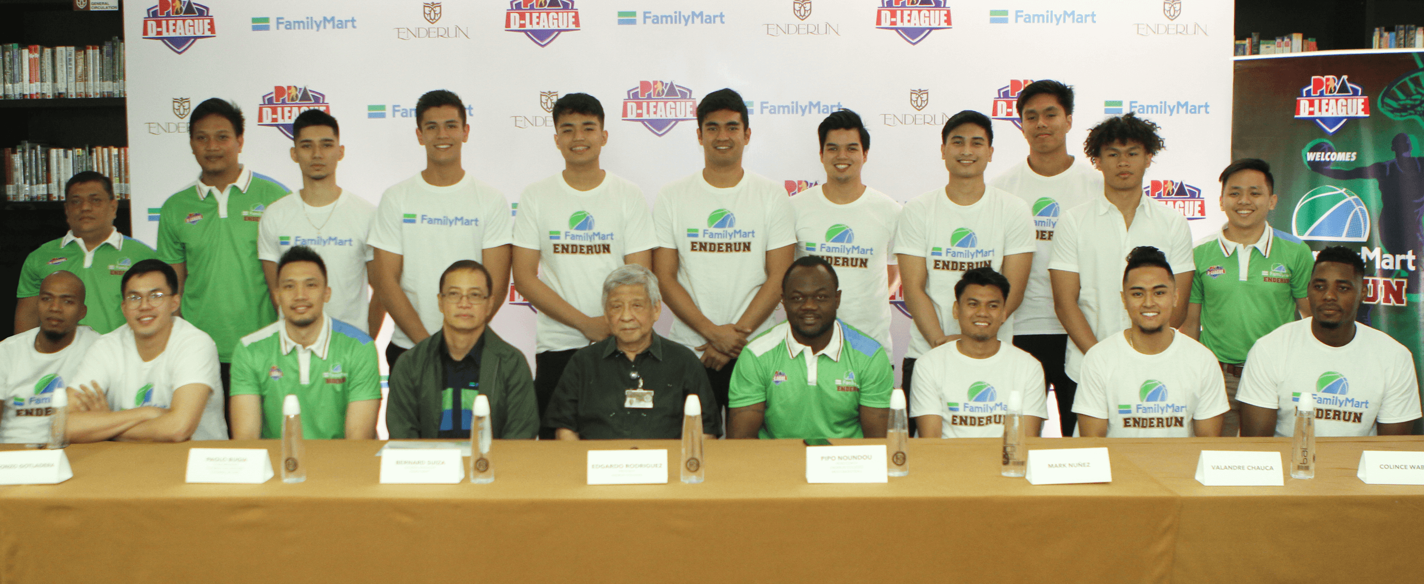 FamilyMart-Enderun joins PBA D-League