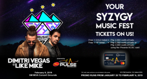 FREE Syzygy Music Festival tickets