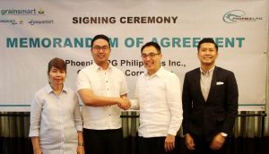 Phoenix SUPER LPG forges partnership with Grainsmart