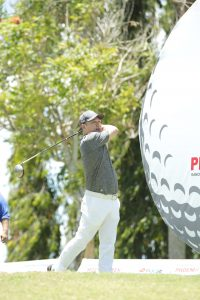 Phoenix Petroleum President and CEO Dennis Uy at the 11th Phoenix Open