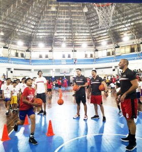 Phoenix PULSE Fuel Masters Basketball Camp - Shooting