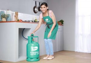 Phoenix SUPER LPG - Sarap pala magluto - Sarah Geronimo