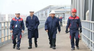 Phoenix, PNOC visit CNOOC site in China