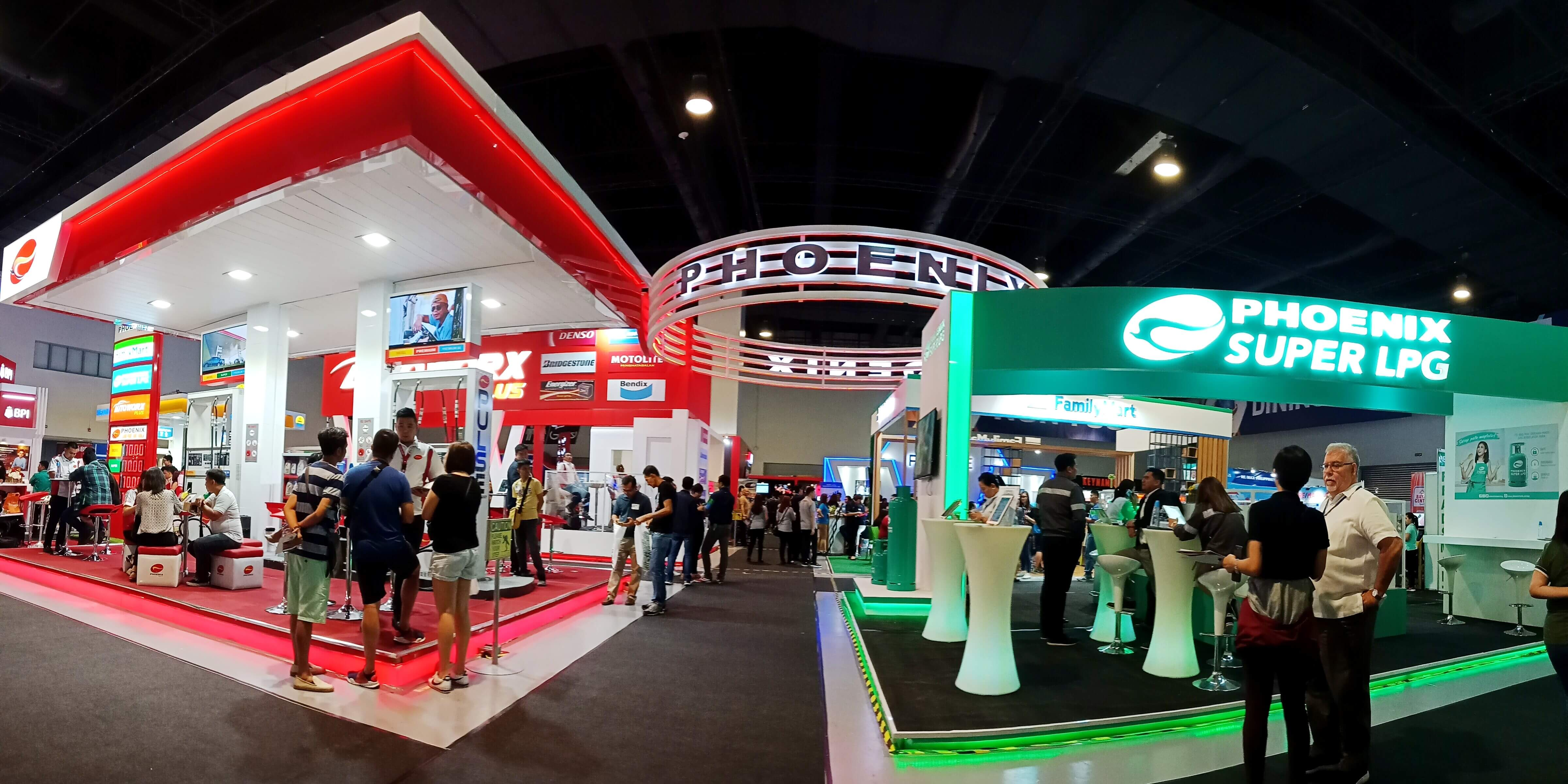 Phoenix Petroleum wins seventh Best Booth Design award at Franchise Asia Philippines 2019