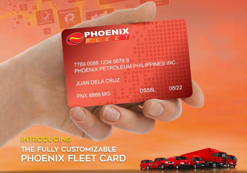 Phoenix Petroleum introduces fleet card program