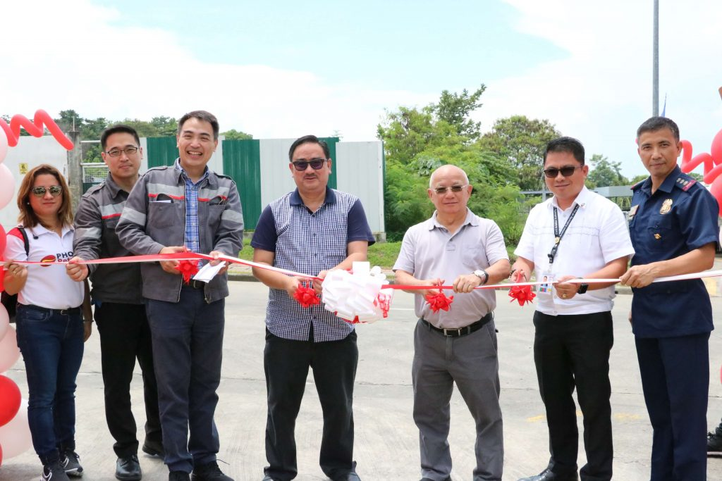 Phoenix Petroleum opens first airside facility in Davao
