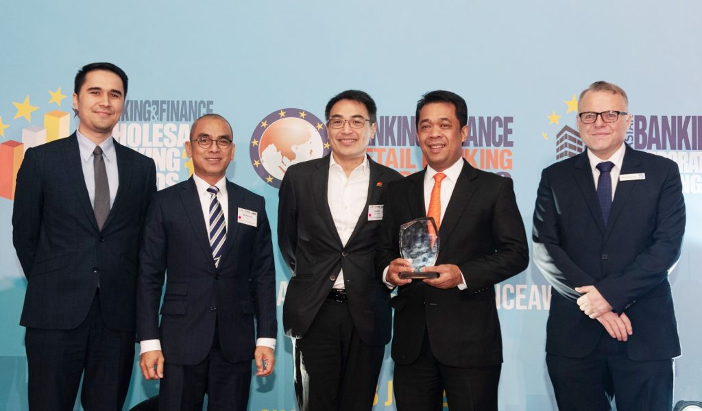 Phoenix-PNB debt deal wins at Asian Banking and Finance Awards 2019