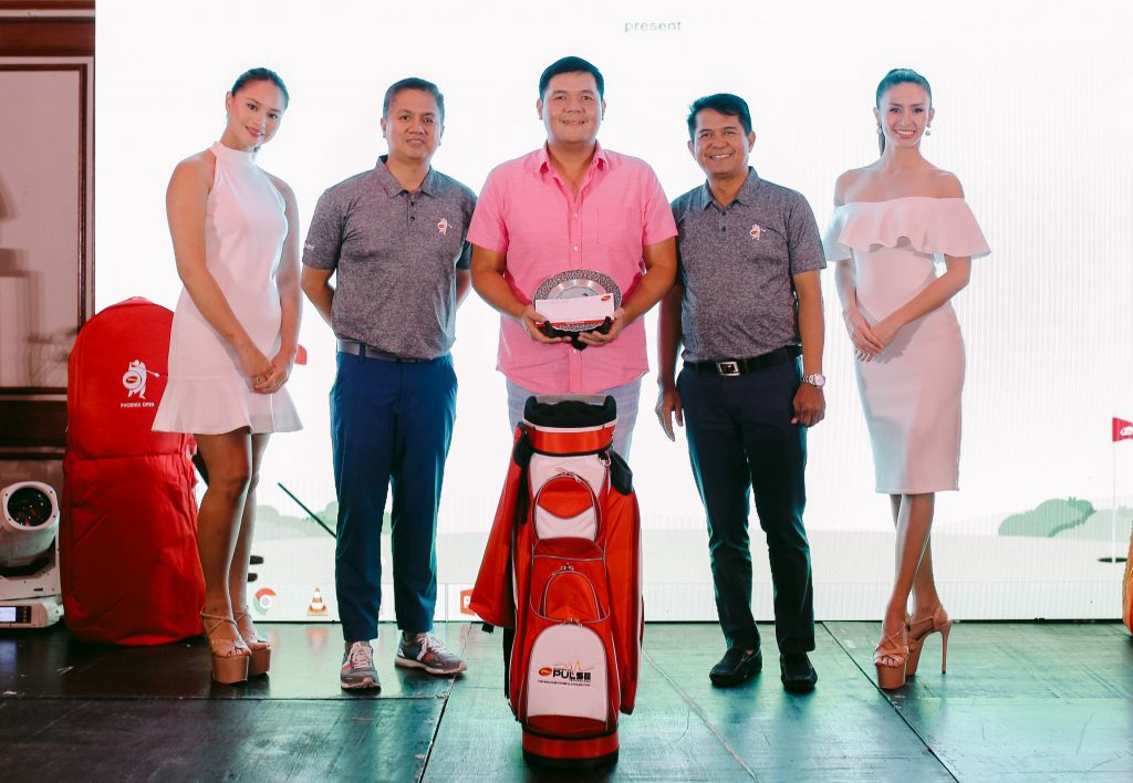 Ngo, Ong grab top spots at Phoenix Amateur Golf in Cebu - Overall Gross Champion