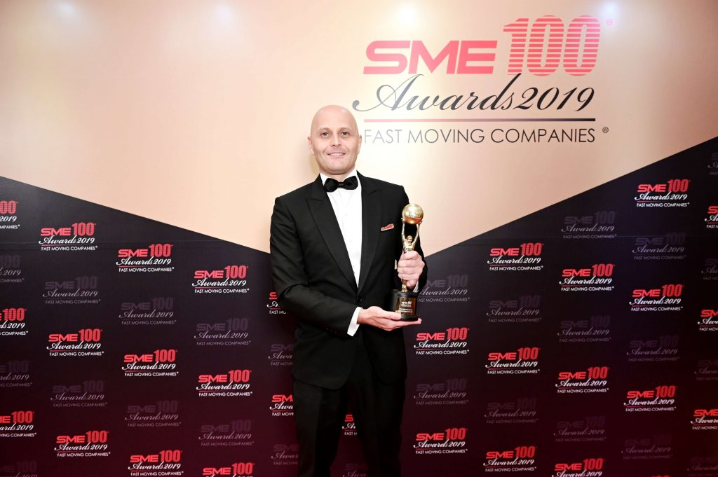 PNX Petroleum Singapore is among 'Fast-Moving Companies', sole winner from PH
