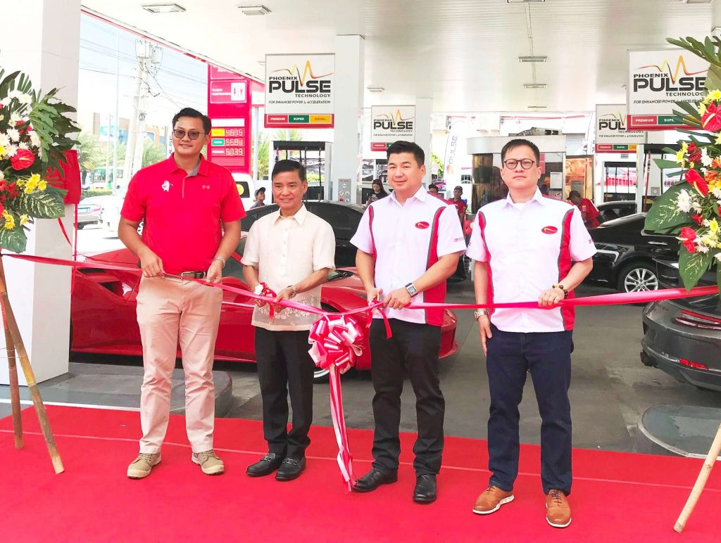 Phoenix Petroleum opens 650th station, starts massive expansion in Southern Metro Manila