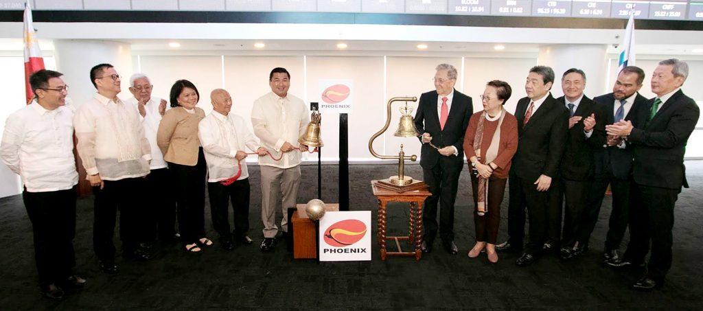 Phoenix Petroleum lists P7 billion preferred shares in PSE