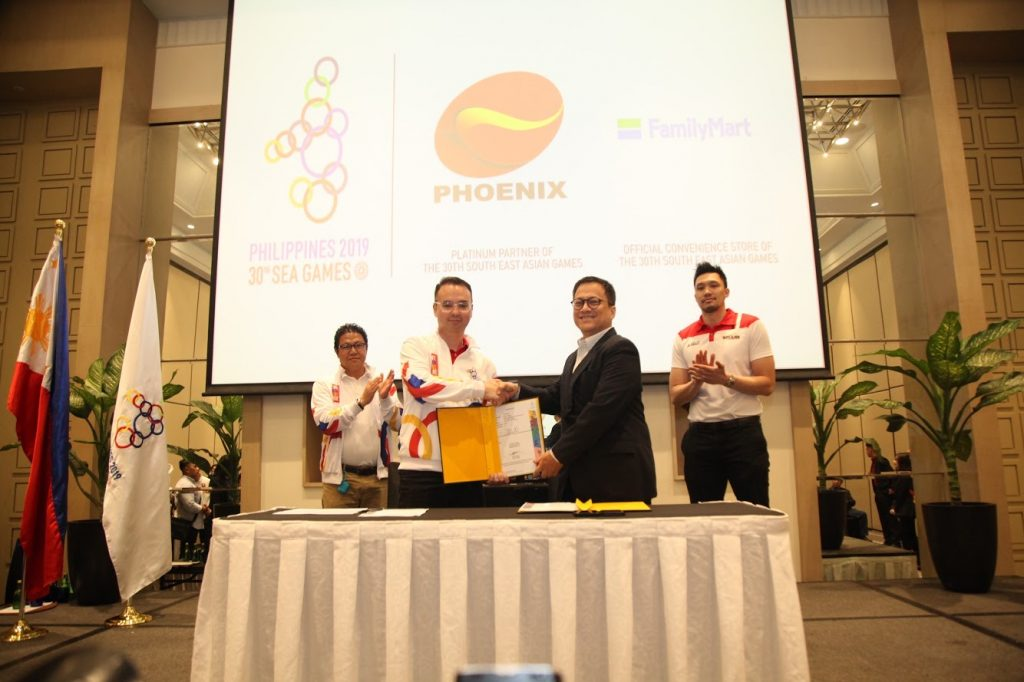 Phoenix is official fuel and convenience store partner of 30th SEA Games
