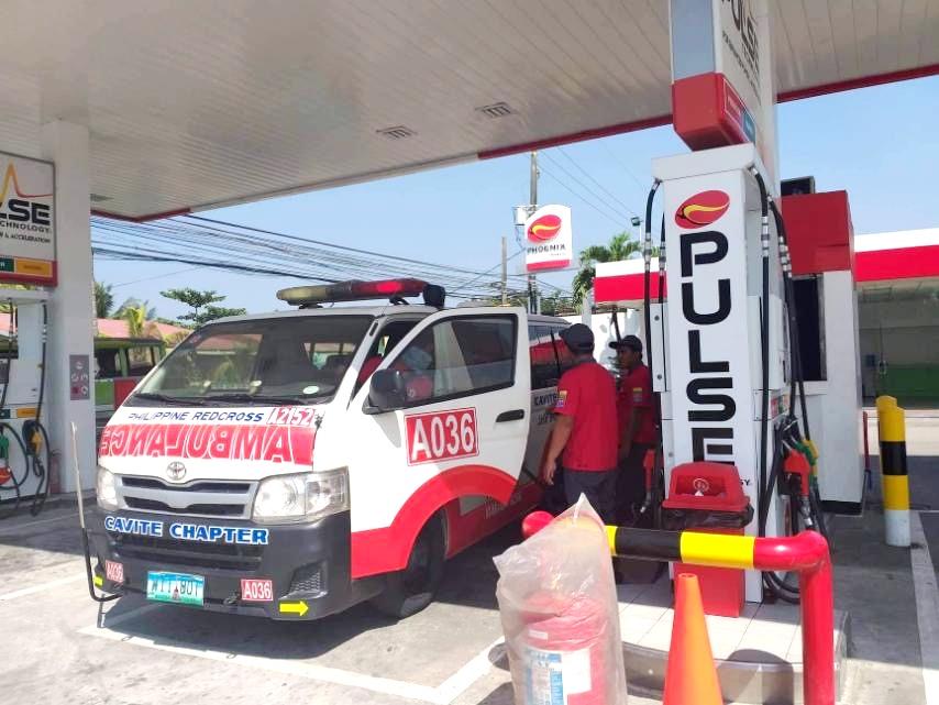 Phoenix Petroleum launches 'Tulong Para sa Taal' campaign