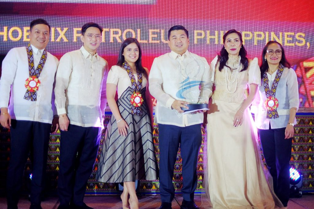 Phoenix Petroleum wins top honor at 40th Agora Awards