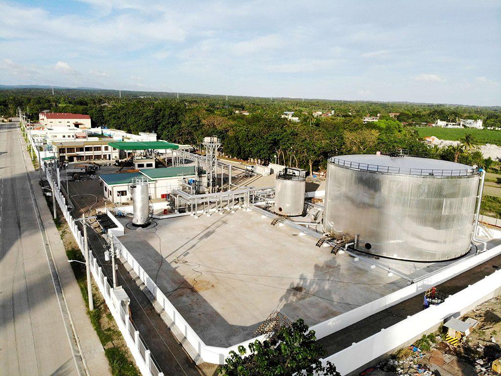 7-1 Phoenix starts operation of asphalt facility (1) - for web