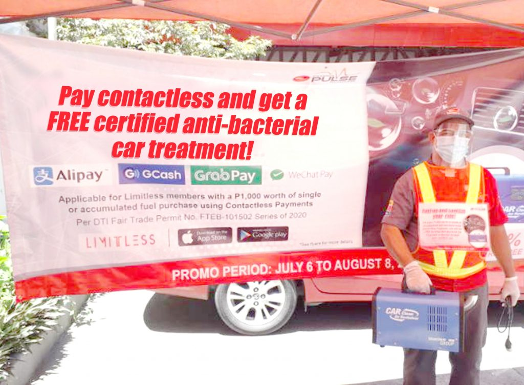 Phoenix offers free antibacterial car treatment