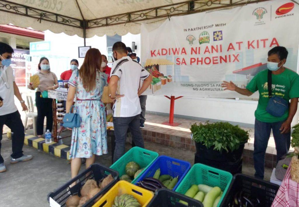 Phoenix extends help for farmers, fisherfolk