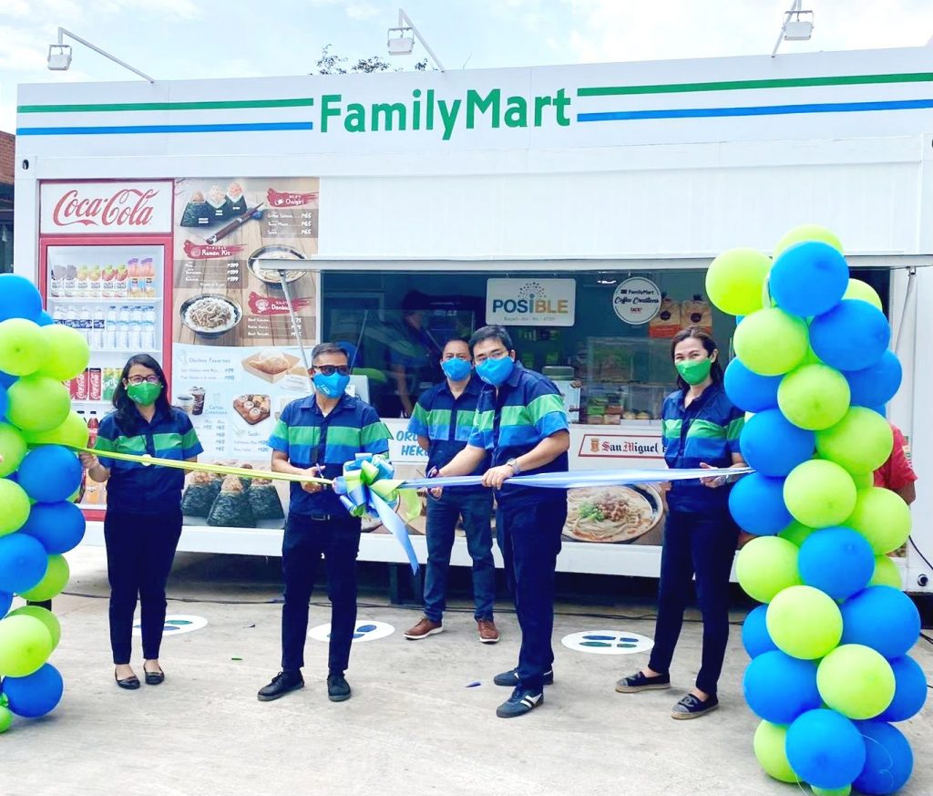 Phoenix introduces new FamilyMart retail format through Cebu stores