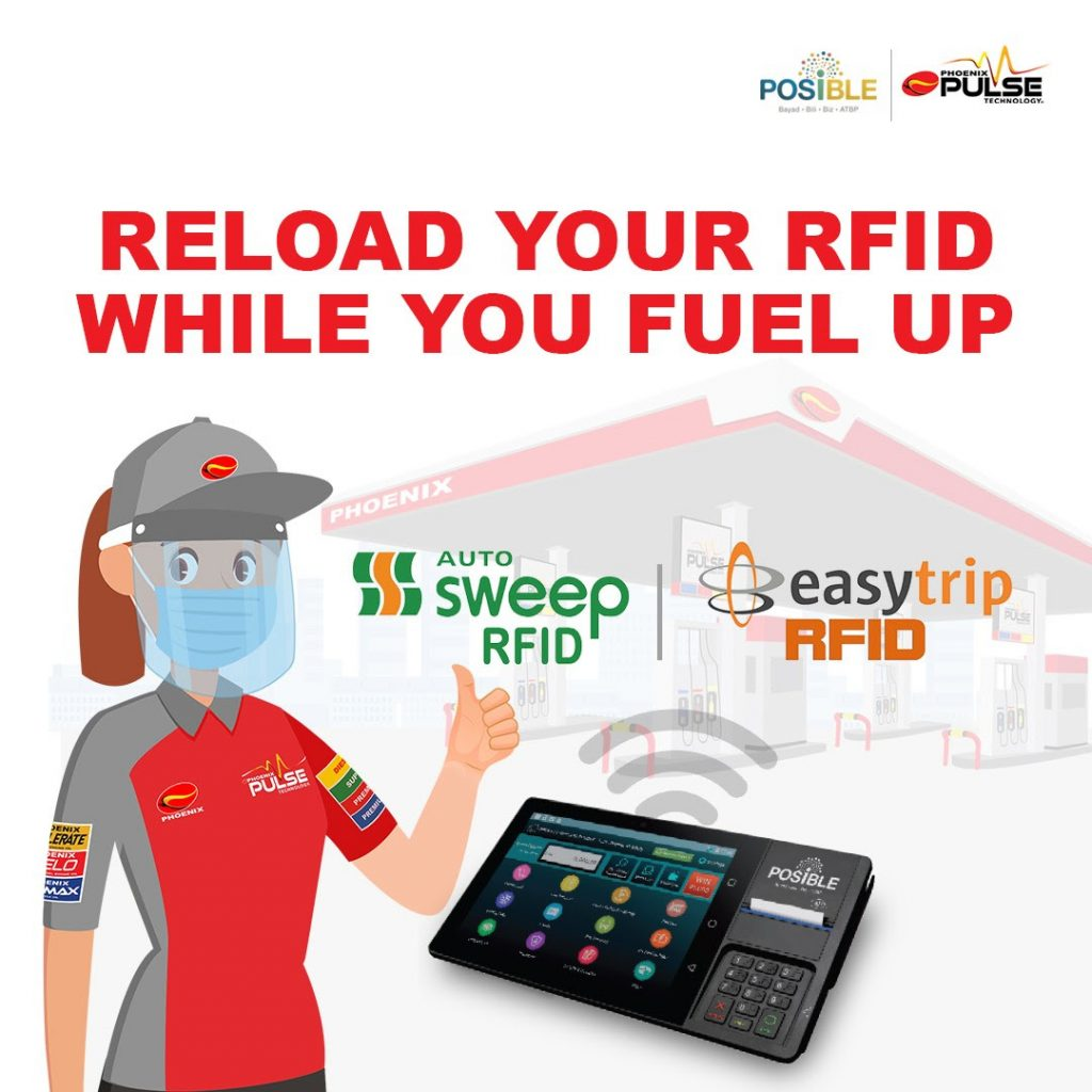 Phoenix outlets now offer RFID reloading
