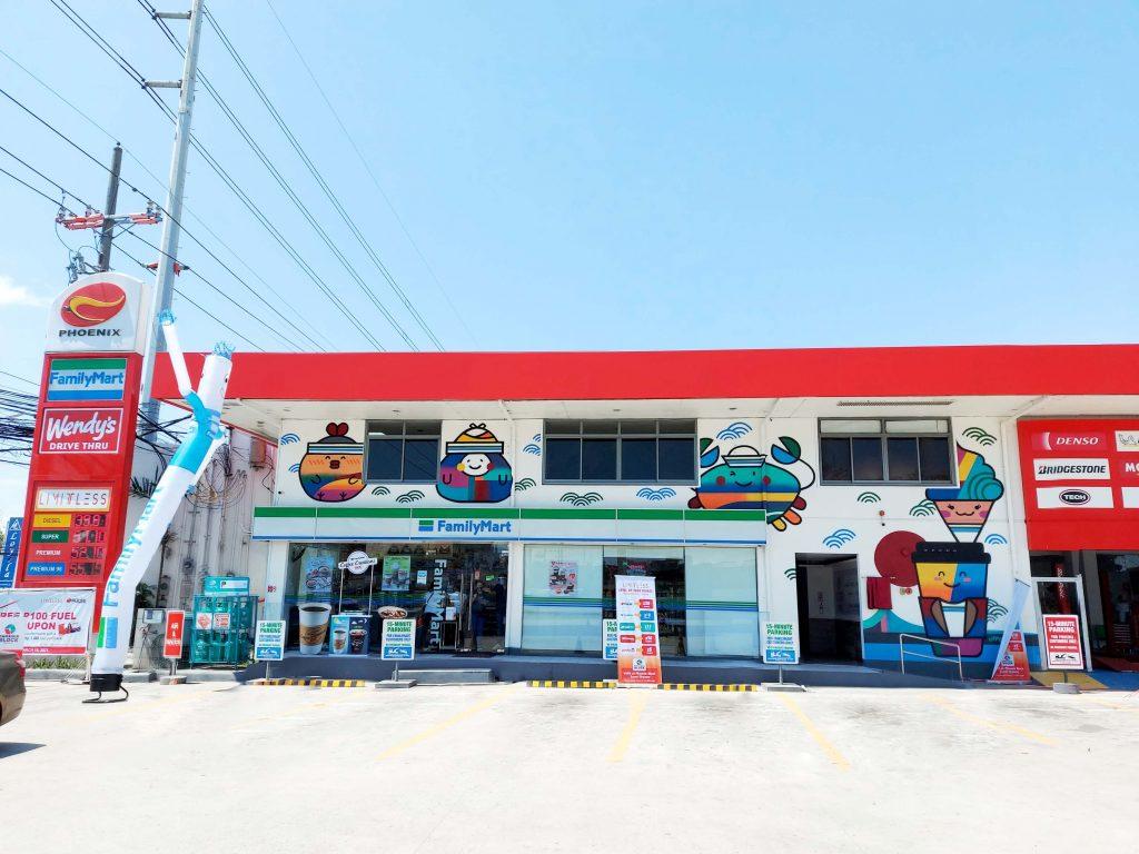 FamilyMart x JP Pining: Pinoy art meets Japanese flavors
