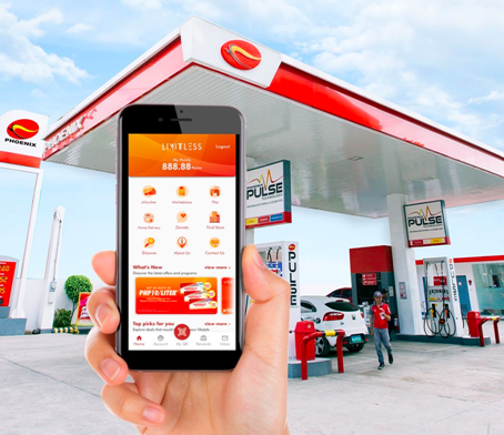 LIMITLESS offers as much as P10/liter discount on fuel