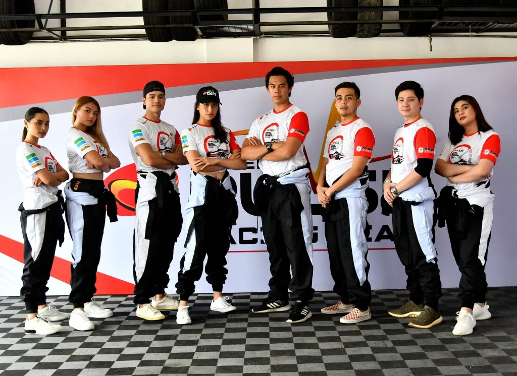 Marco Gumabao, Michelle Dee, and 6 other celebs gear up to race against each other
