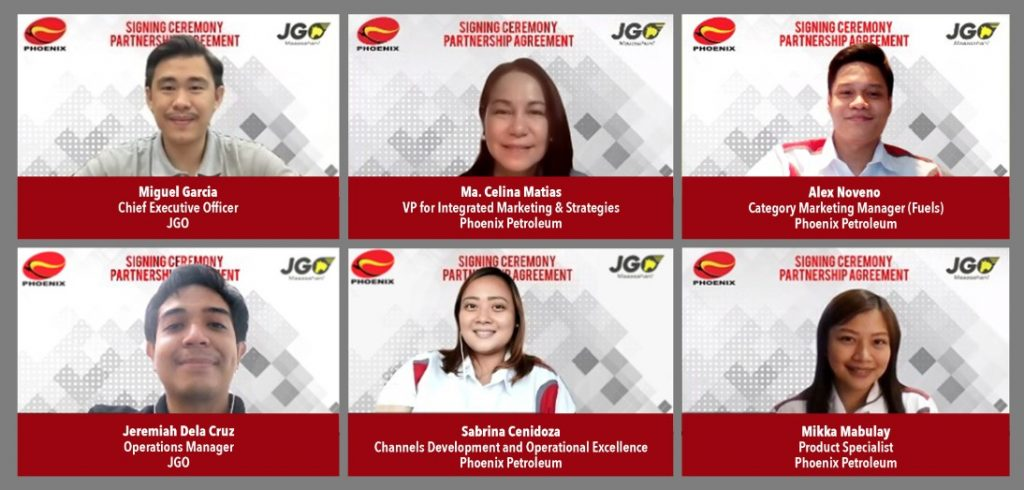 Phoenix partners with JGO delivery for exclusive rewards card