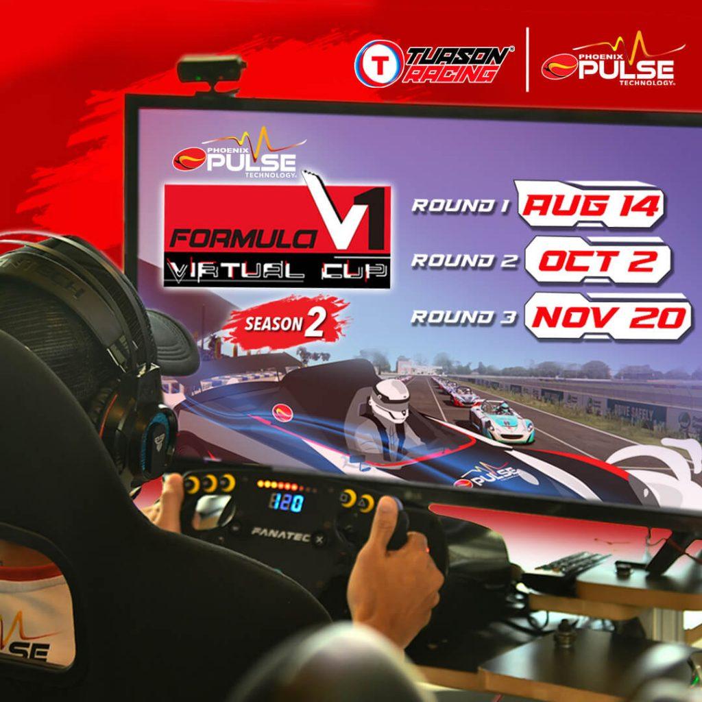 The Phoenix PULSE Formula V1 Virtual Cup is Back