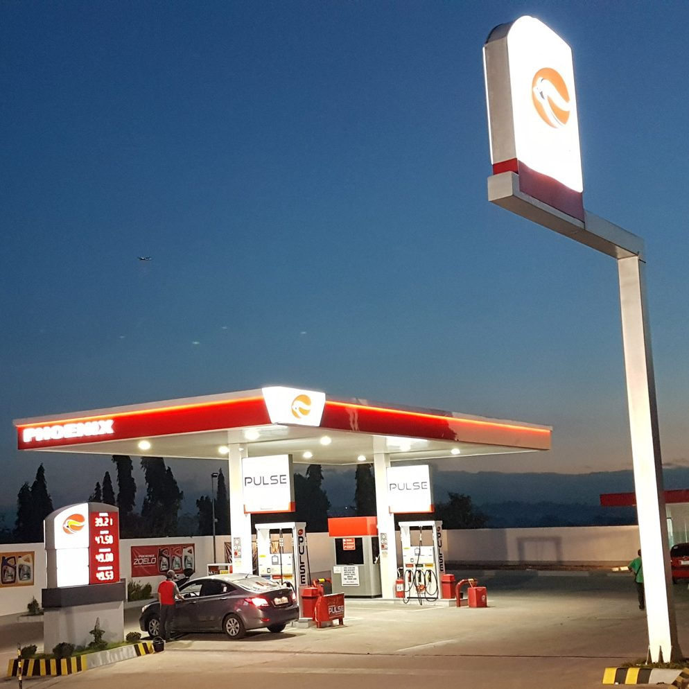 Phoenix Petroleum Dalig Antipolo City Gas Station